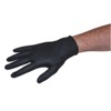 Black Large Nitrile Gloves