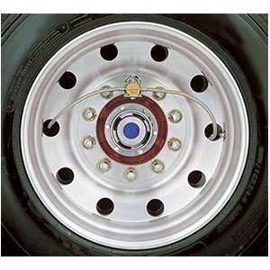Myers #54757. Dual Tire Equalizer, 120 PSI CF120-ST-ABT Sold Each